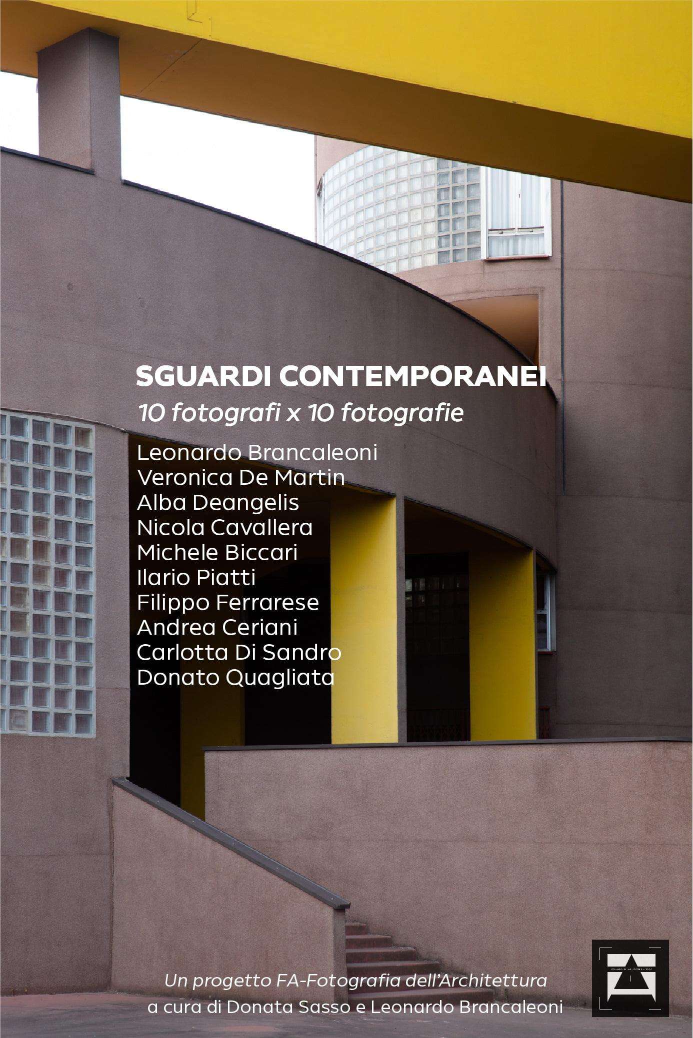 Sguardi Contemporanei - Fotografia dell'Archtiettura