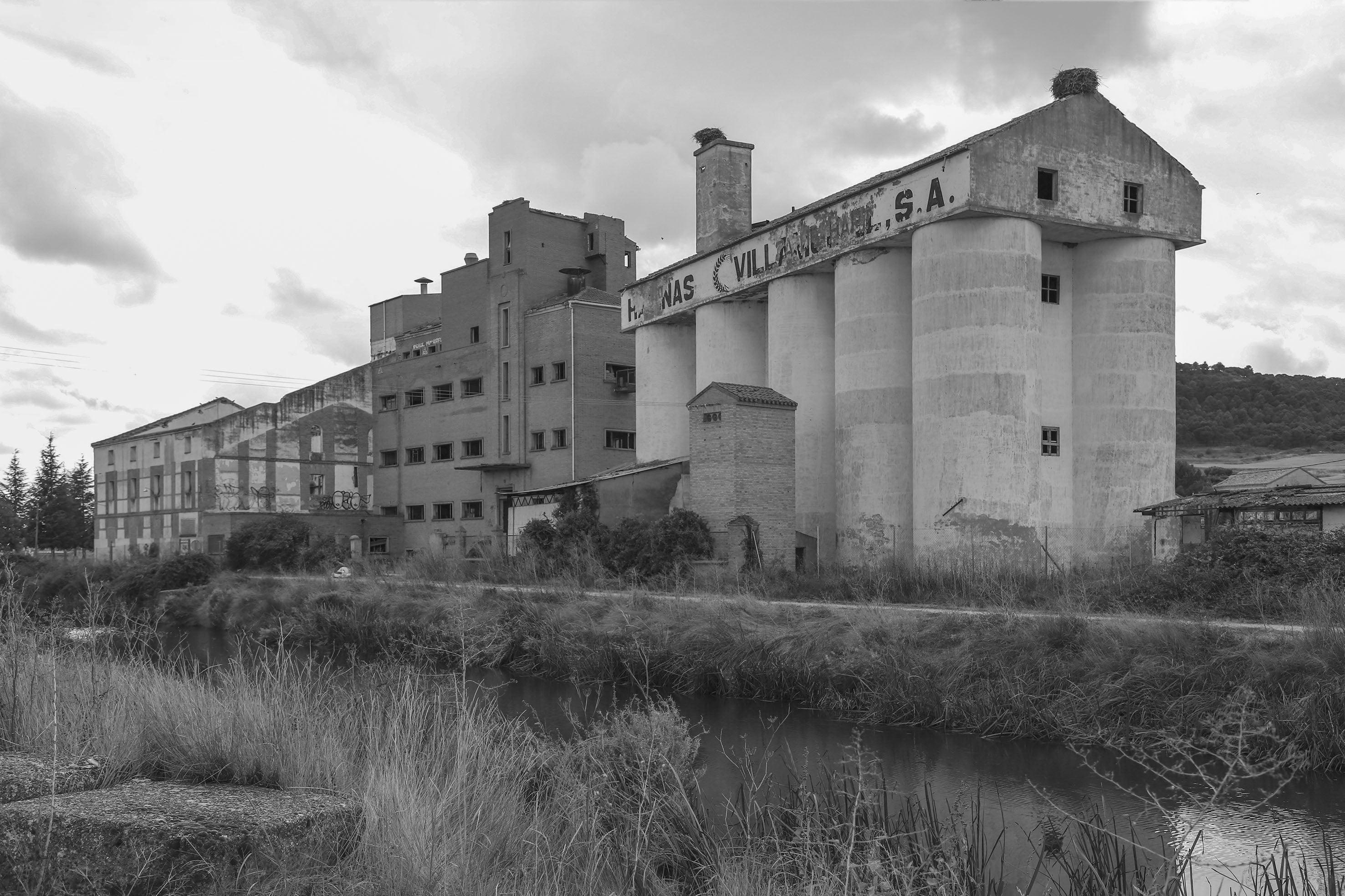 """Il Paesaggio Industriale del Canal de Castilla"" - Nicola Cavallera"