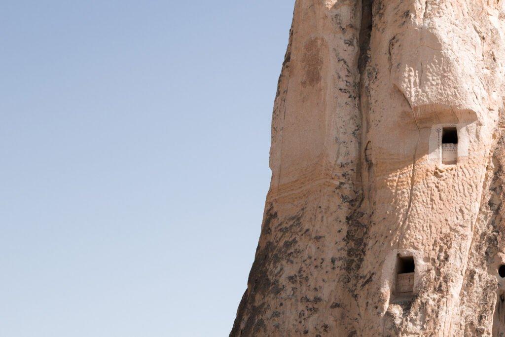 """""""La Cappadocia e l'architettura della sottrazione"""" - Carlotta Di Sandro"""
