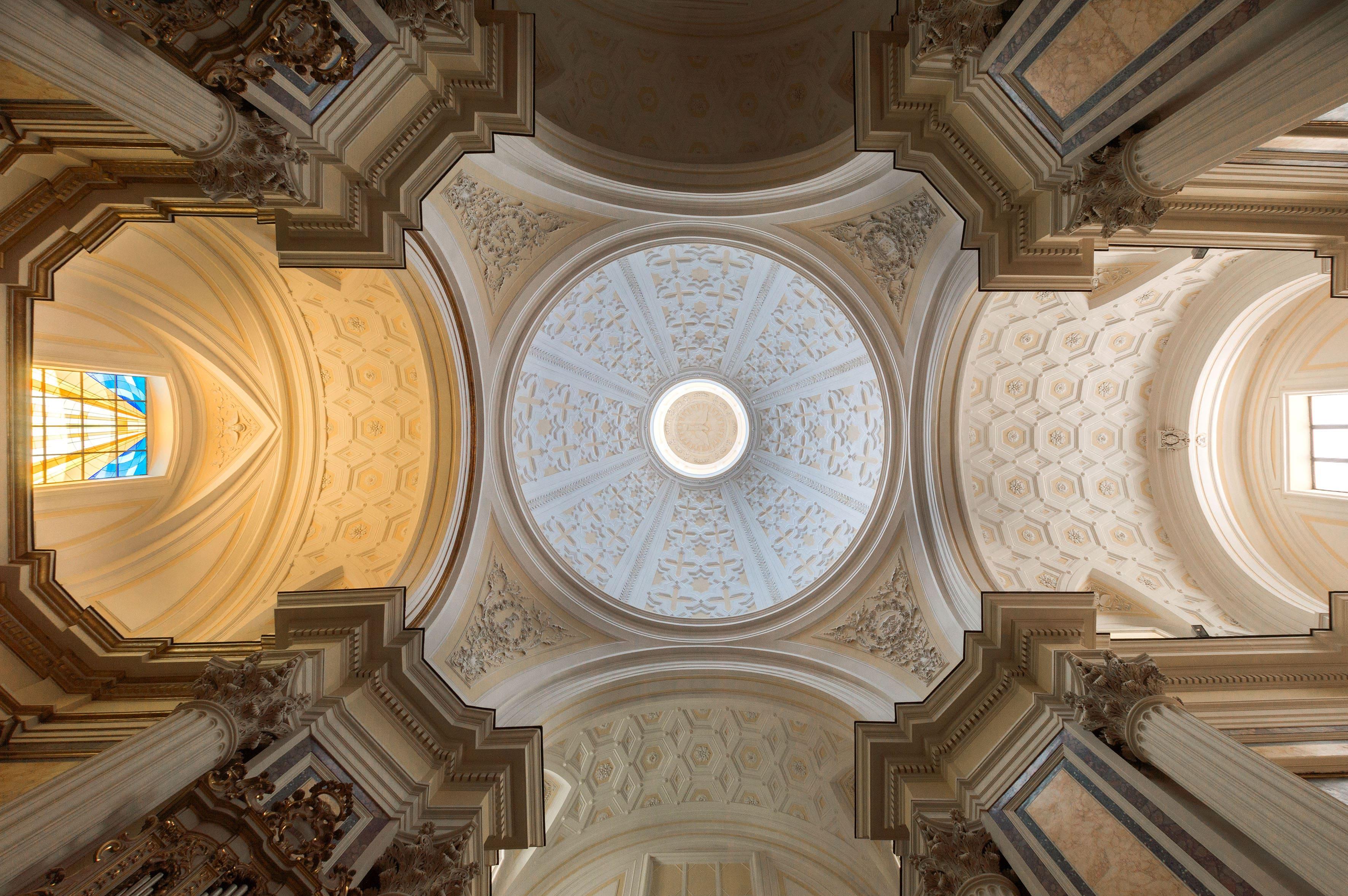 Giuseppe Albano_Centralità religiose