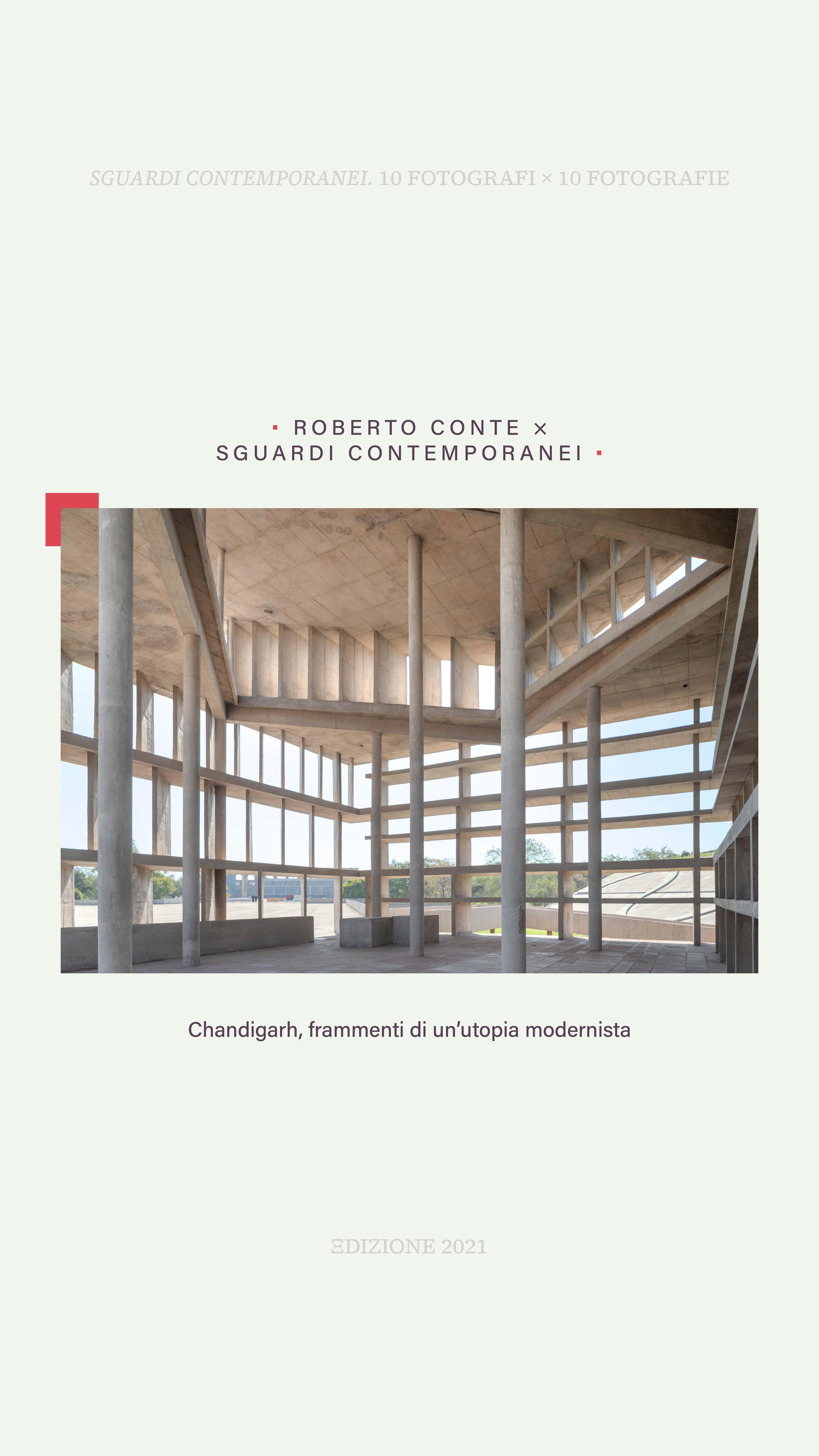 FA — Fotografia dell'Architettura_Roberto Conte_Sguardi Contemporanei 2021